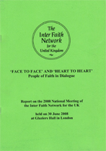 Face to Face and Heart to Heart: People of Faith in Dialogue