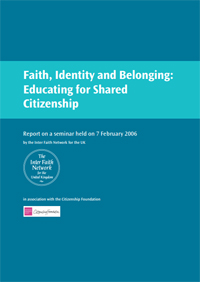 Faith, Identity and Belonging: Educating for Shared Citizenship