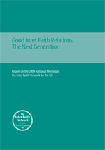 Good Inter Faith Relations: The Next Generation