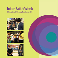 Inter Faith Week: reporting on 2013 and planning for 2014