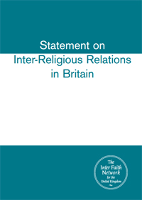 Statement on Inter Religious Relations in Britain