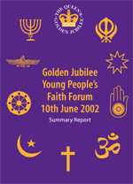 The Golden Jubilee Young People's Faith Forum