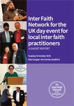 IFN day event for local inter faith practitioners - A short report (Bradford, October 2018)