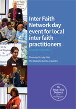IFN day event for local inter faith practitioners - A short Report (Coventry, July 2016)