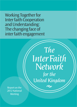 Working Together for Inter Faith Cooperation and Understanding