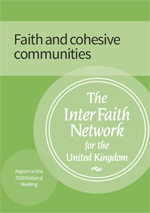 Faith and Cohesive Communities - IFN 2016 National Meeting Report