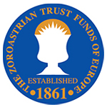 Zoroastrian Trust Funds of Europe logo