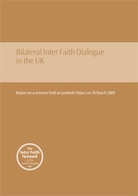 Bilateral Inter Faith Dialogue in the UK