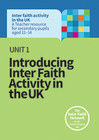 Unit 1: Introducing Inter Faith Activity in the UK