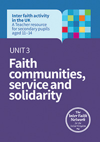 Unit 3: Faith communities, service and solidarity