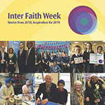 Inter Faith Week: Stories from 2018, inspiration for 2019